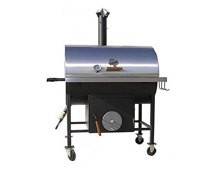 Pitts & Spitts Smoker Grill US1830