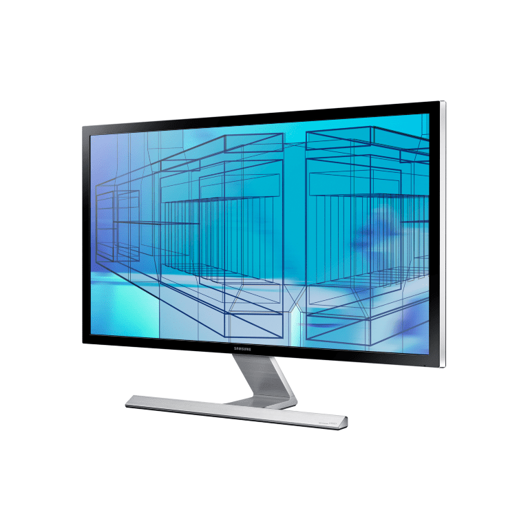 Samsung U28D590D 4K 27-inch LCD Monitor