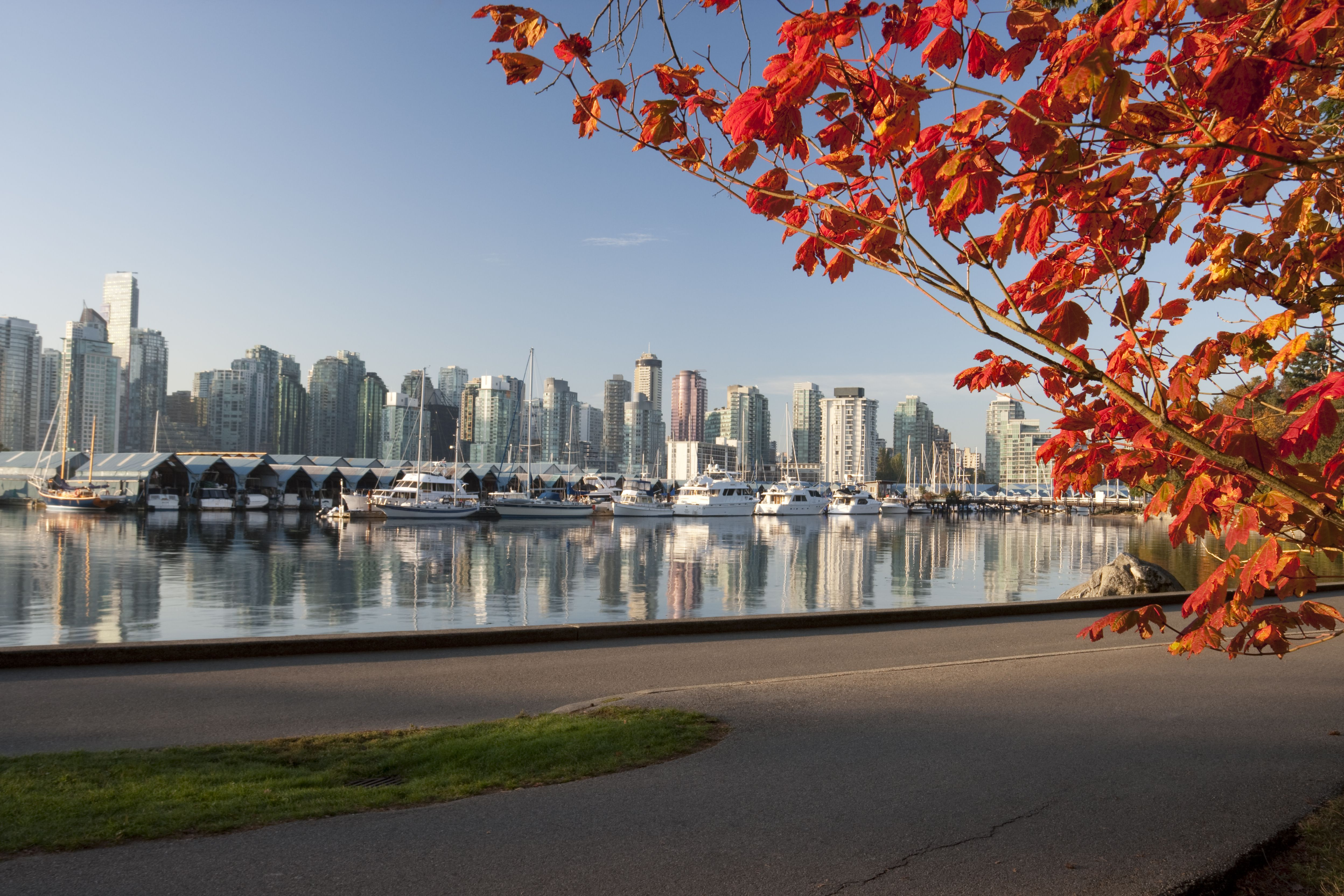 Vancouver Weather: Vancouver In October, Weather And Event Guide