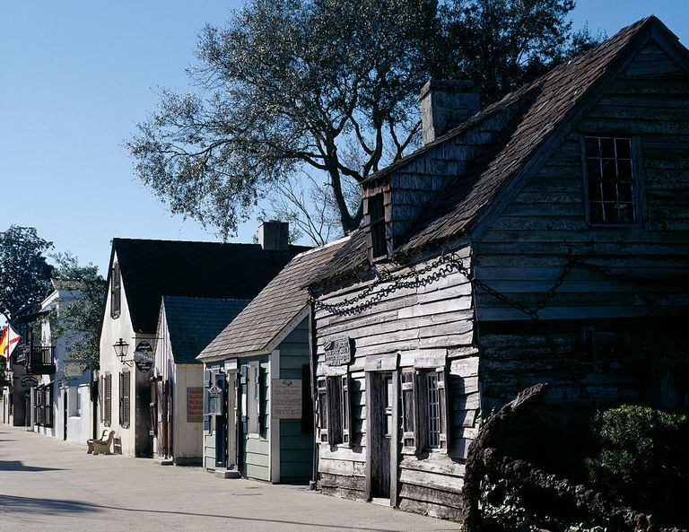 Historic district, St. Augustine, Florida