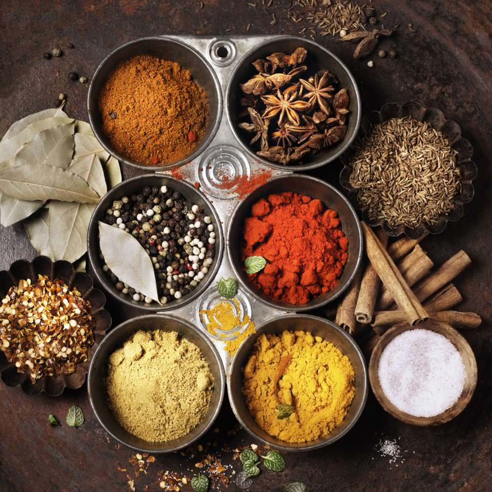 Herbs and spices tools