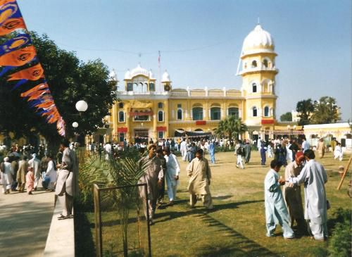 Gurdwara Nanakana (Janam Asthan) Grounds Gifted by Rai Bular Bhatti