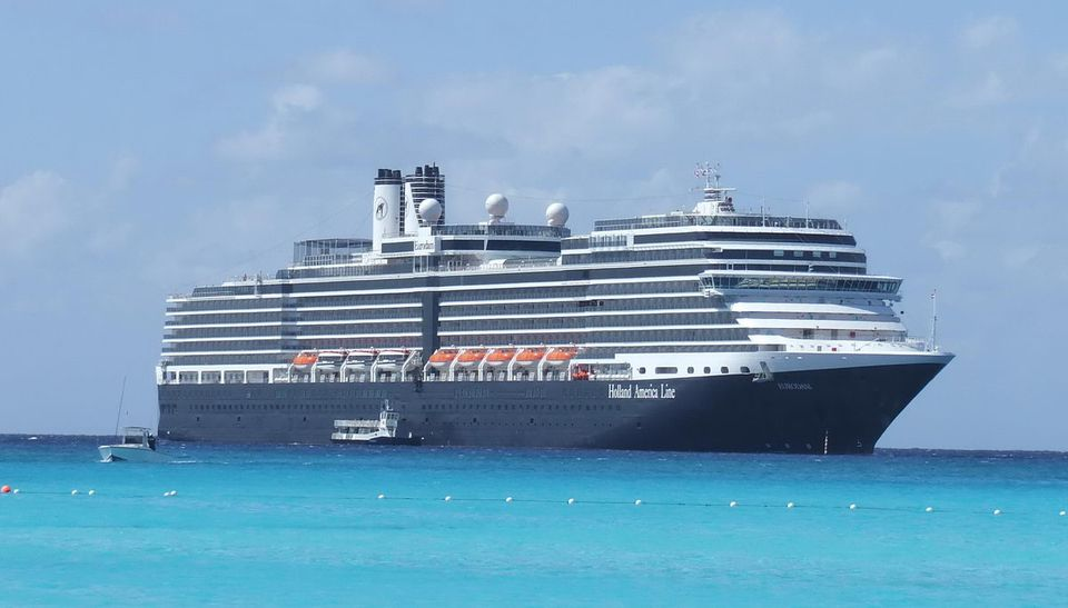 Eurodam Eastern Caribbean Cruise Travel Log - Eurodam cruise ship