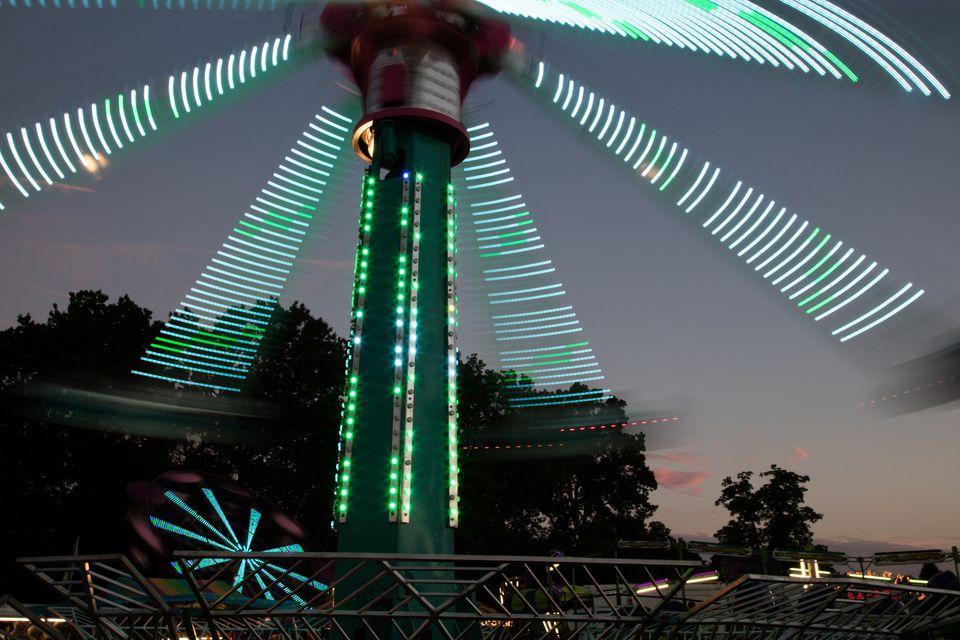 County Fair in Tennessee