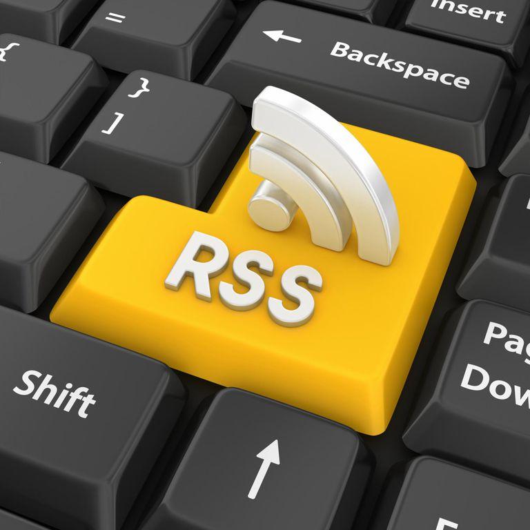 Rss enter key