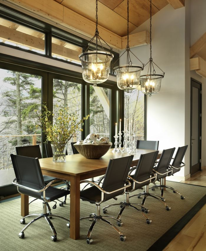Tour Of The 2011 HGTV Dream Home In Stowe VT