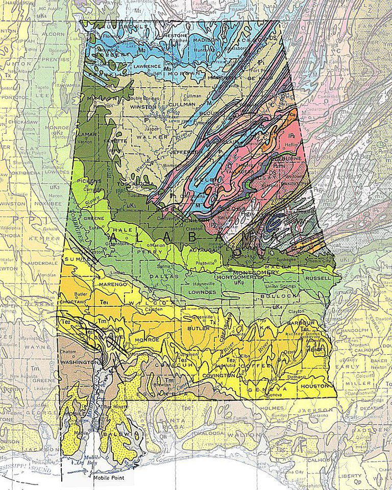 Geologic Maps Of The United States - Fault line map us