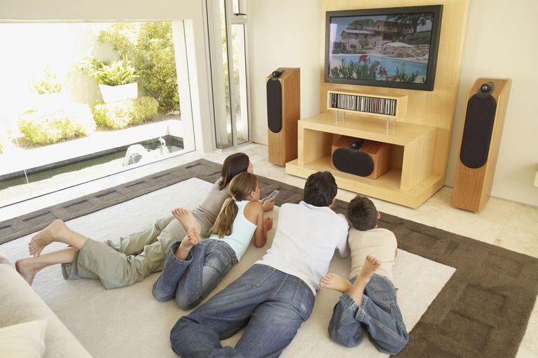Family home theater