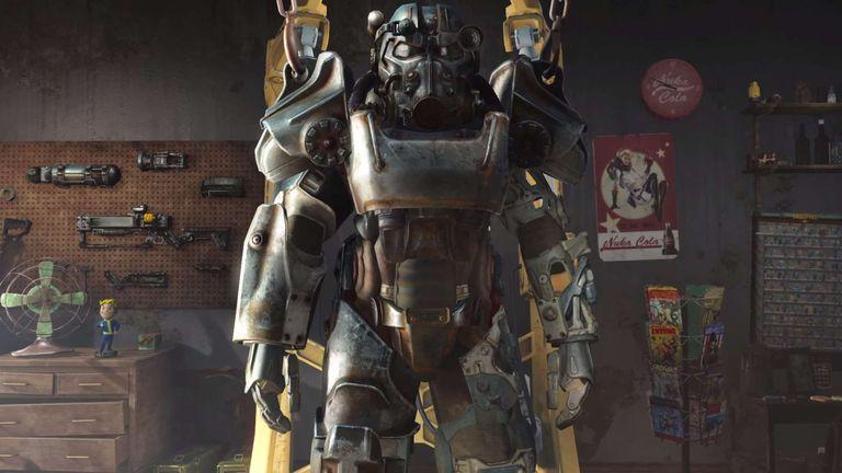 Fallout 4 Armor