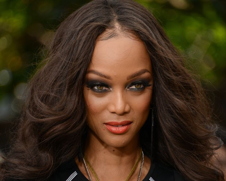 Tyra Banks Weaves And Wigs Tragic