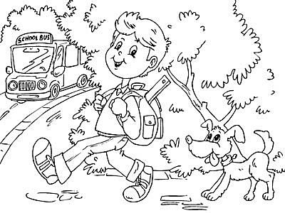 Coloring Pages For Back To School Free Back To School Coloring Pages