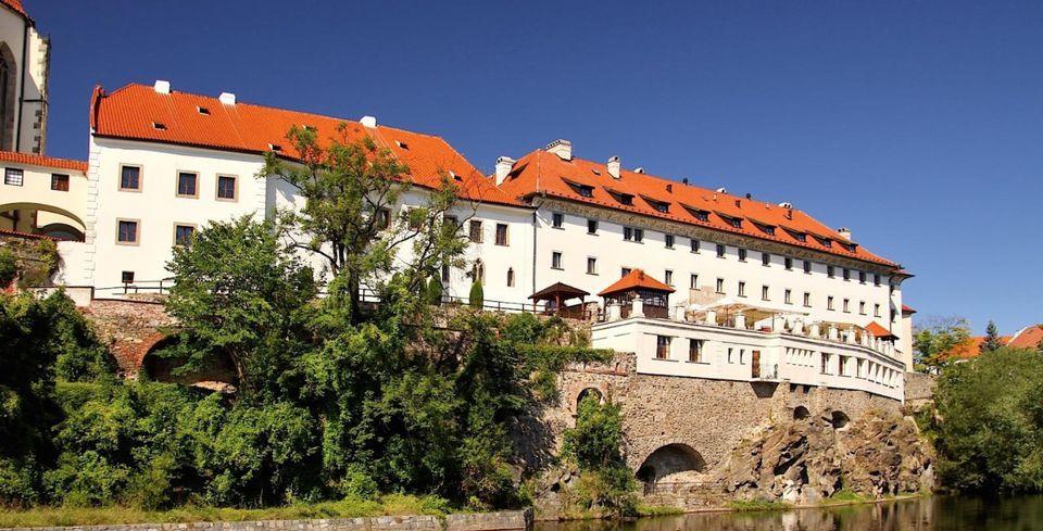 Castle hotel in Czech Republic