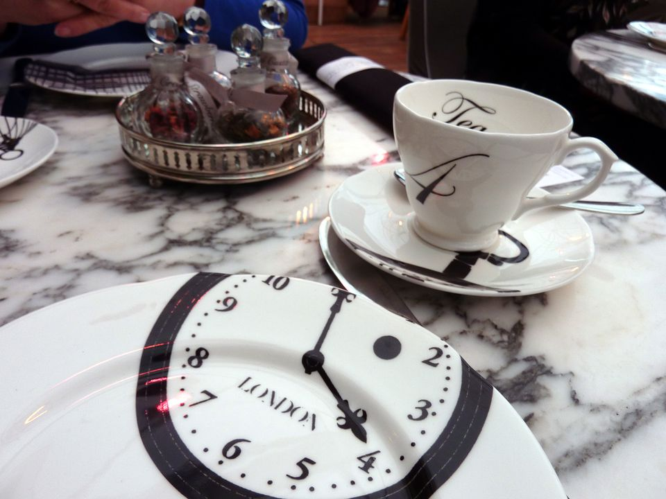 Sanderson London Mad Hatter's Afternoon Tea