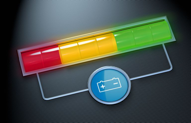 Bateria ion cd