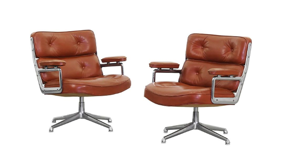 How to Identify a Genuine Eames Lounge Chair