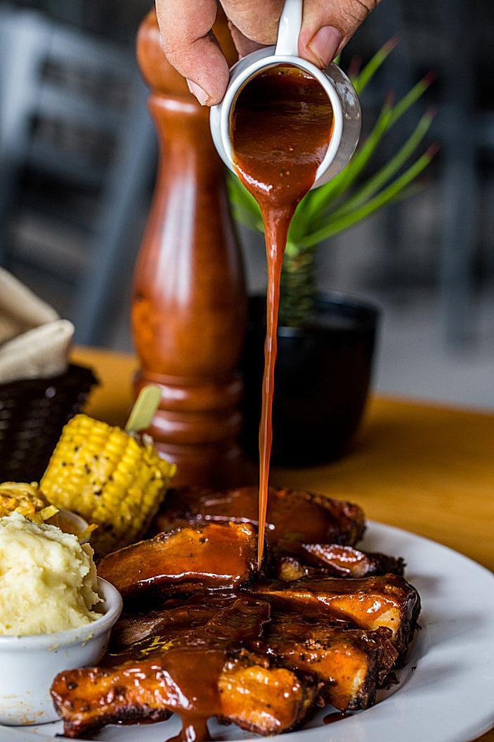 Sweet Bourbon Barbecue Sauce