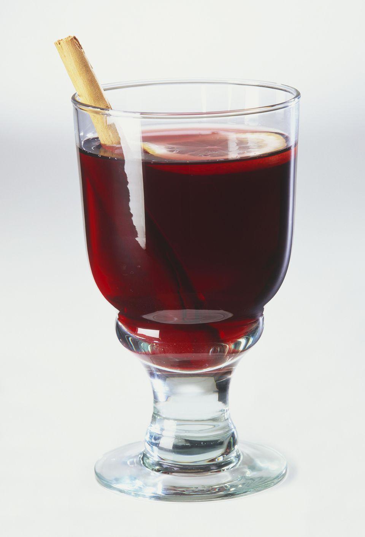 Crockpot Mulled Wine