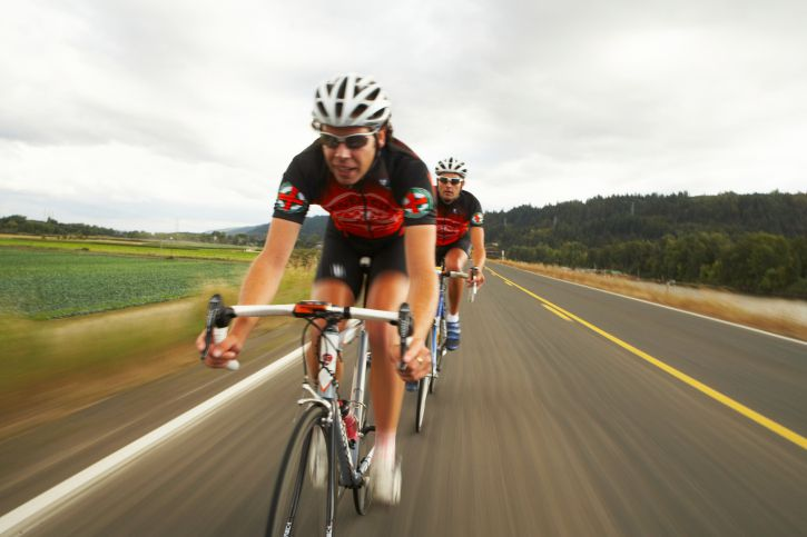 Bike shorts provide functional comfort