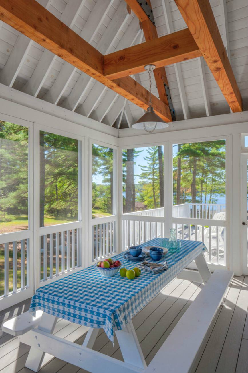 50 porch ideas for every type of home for Southern living change of address