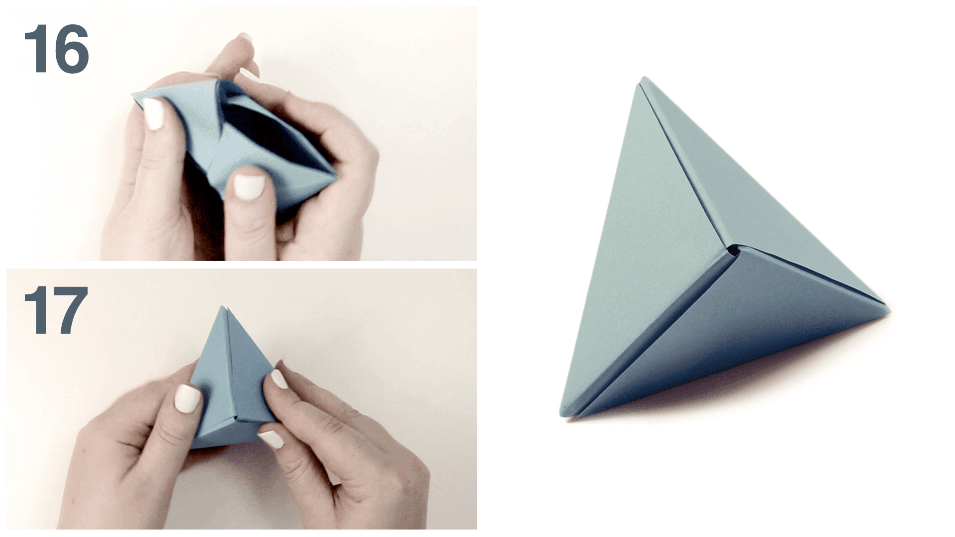 Learn how to make an origami fox box jeuxipadfo Gallery