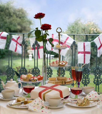 Fun and Fancy Ideas for a Children s Tea Party
