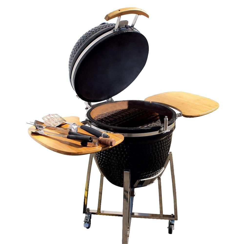 The 9 best kamado grills and smokers to buy in 2018 dailygadgetfo Image collections
