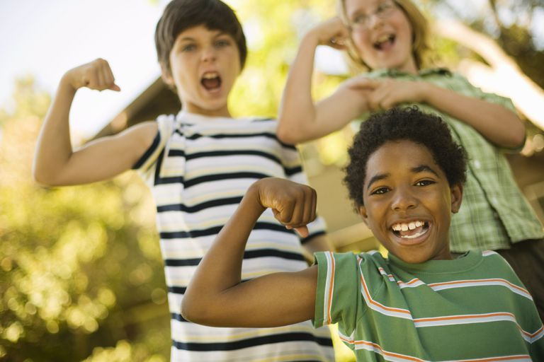 Mentally Strong Kids