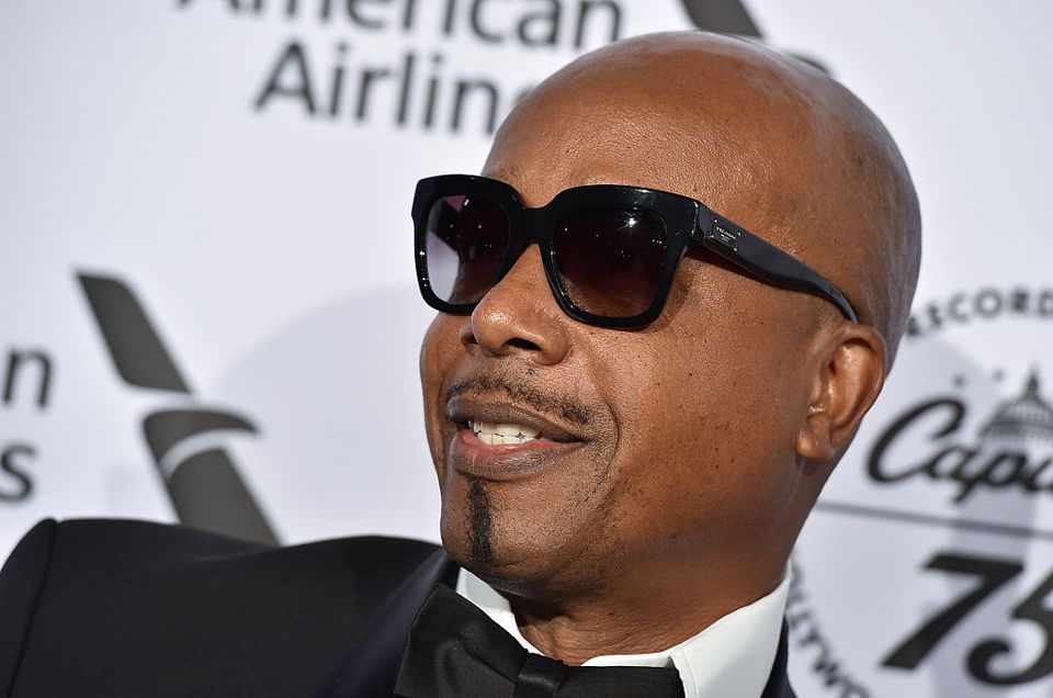 Rapper MC Hammer attends Capitol Records 75th Anniversary Gala at Capitol Records Tower on November 15, 2016 in Los Angeles, California.