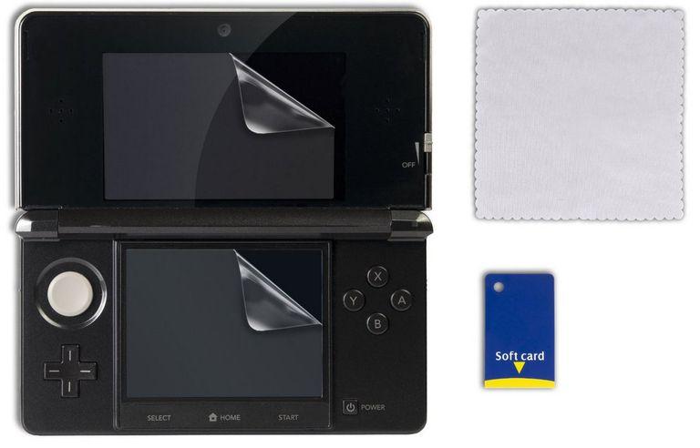 Nintendo 3DS screen protectors