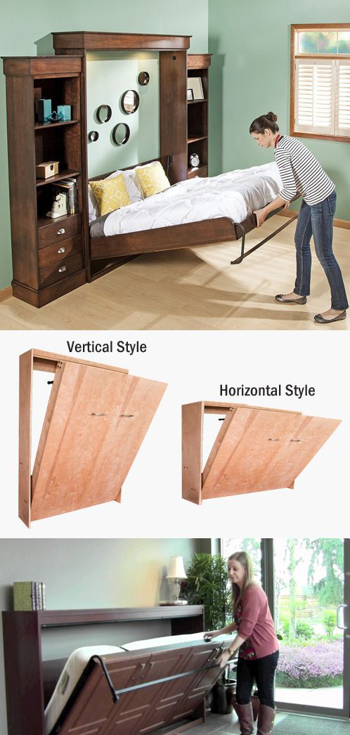 Murphy Beds Little Rock : The ultimate murphy bed buying guide