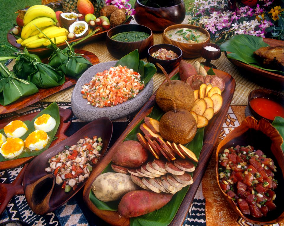 How to rock a hawaiian luau luau food hawaii forumfinder Image collections