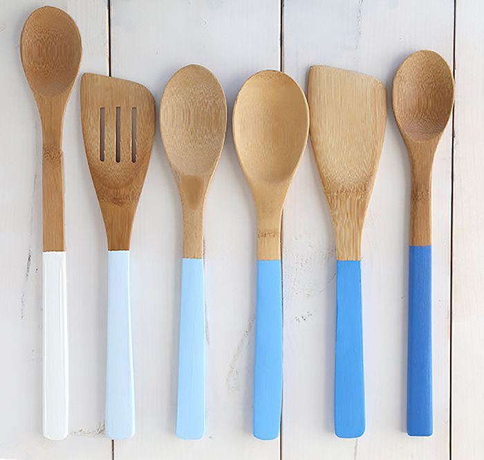DIY Painted Wooden Spoon