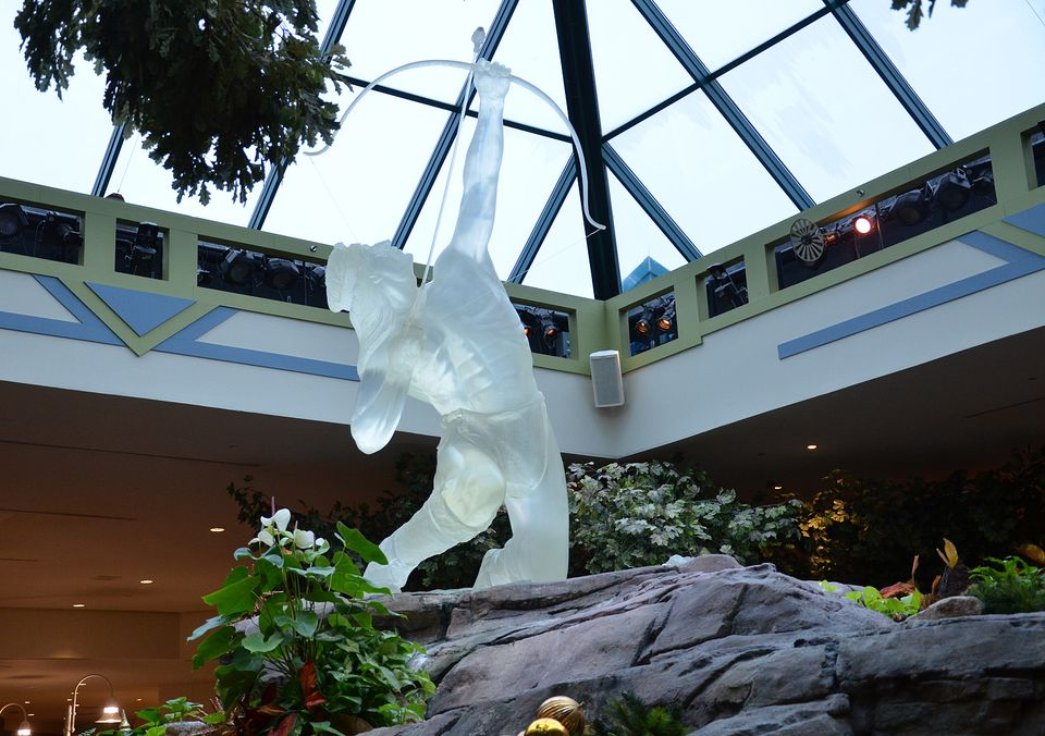 Foxwoods Casino in Mashantucket CT