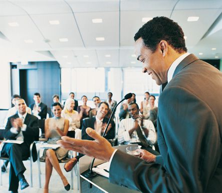 What makes a successful presentation?