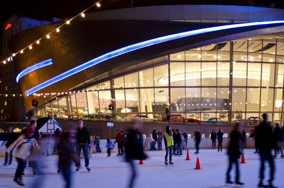 Charlotte Holiday on Ice