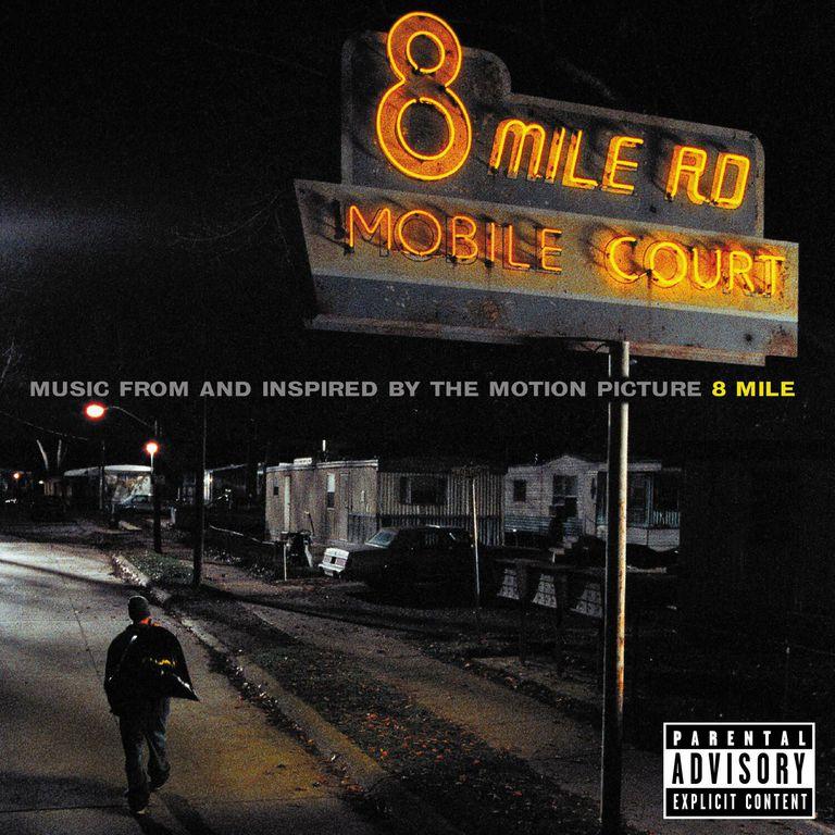 8 Mile Album Cover