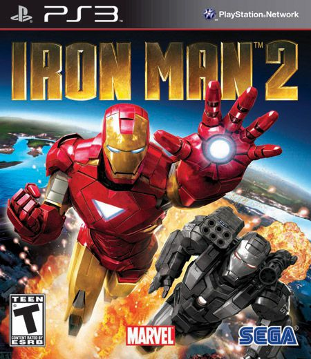 Movie Games For Ps3 : Iron man the game review ps