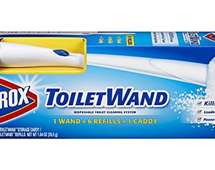 Lysol Toilet Bowl Cleaner Wand