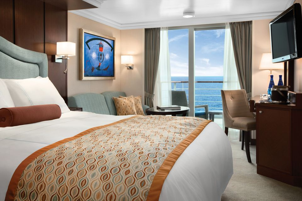 Riviera Of Oceania Cruises Cabins And Suites - Rooms on cruise ships