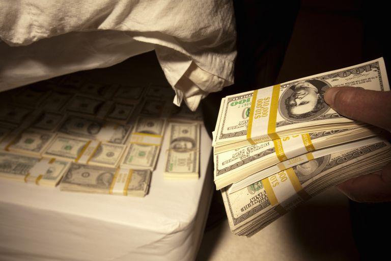mattress-money market funds