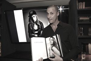 Nigel Barker's 'Models Of Influence' Book Party