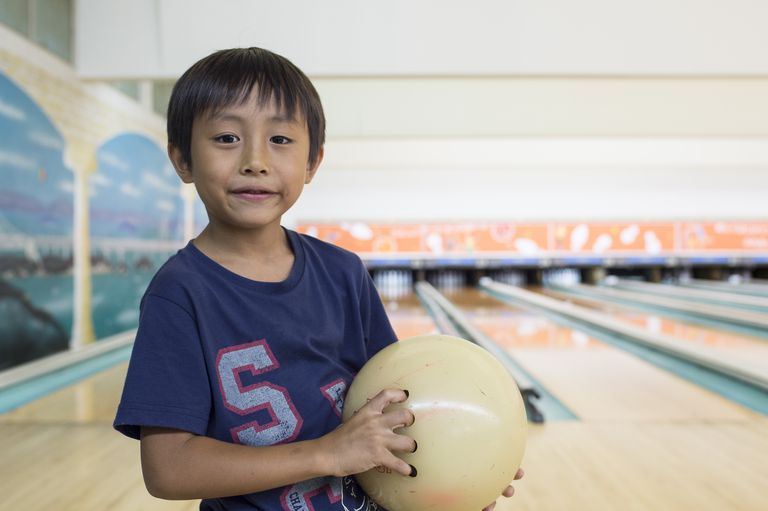 Sports for kids with autism: bowling