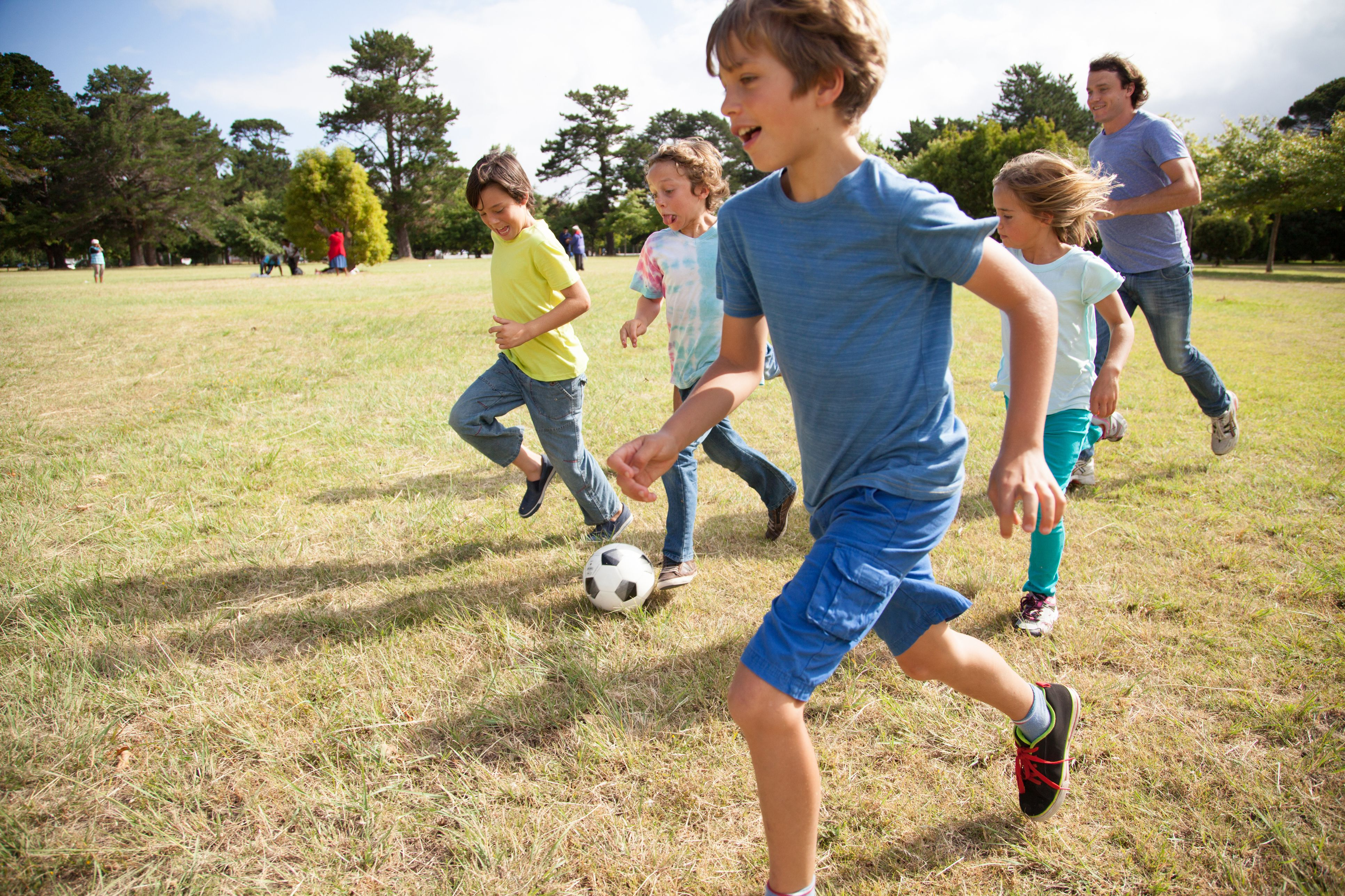 physical education for homeschool kids