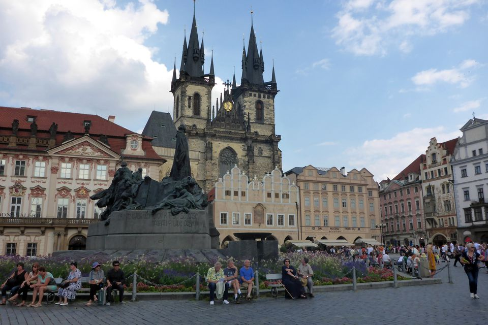 Church of Our Lady before Týn in Prague