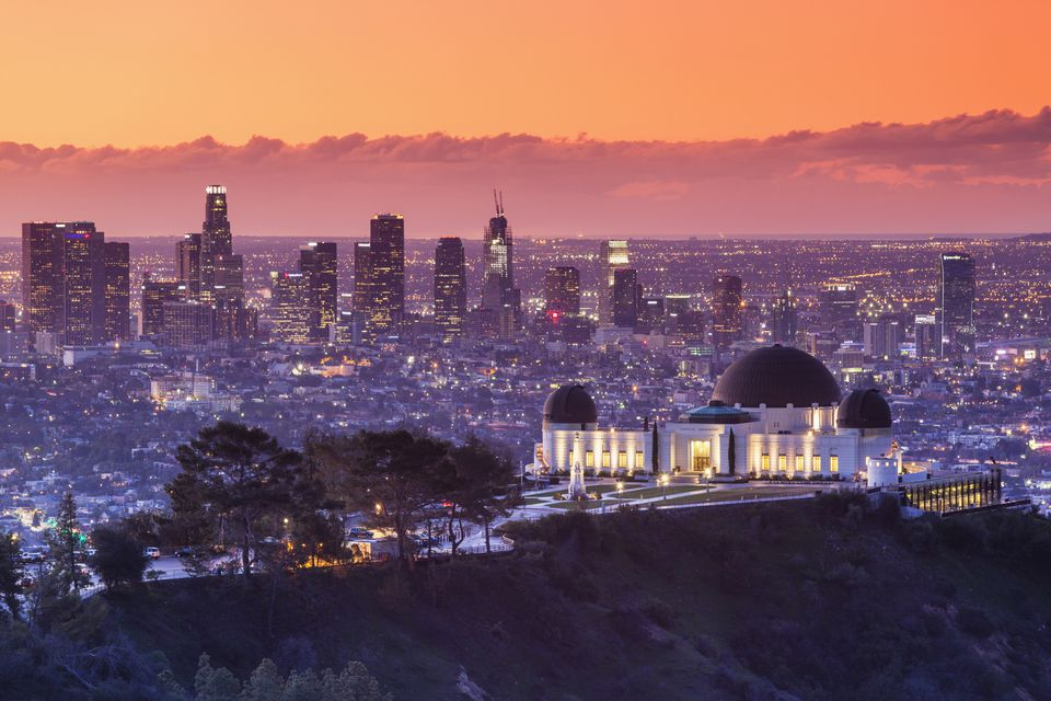 Griffith Observatory, Los Angeles