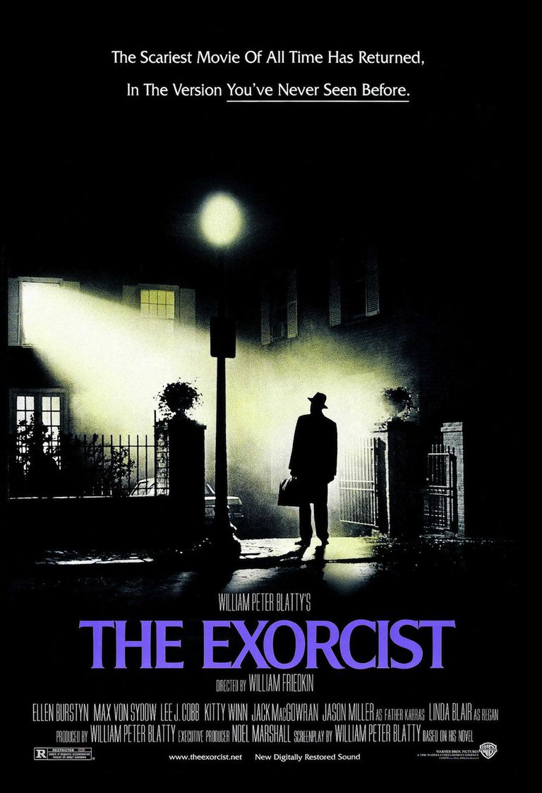 The Exorcist - based on a true story