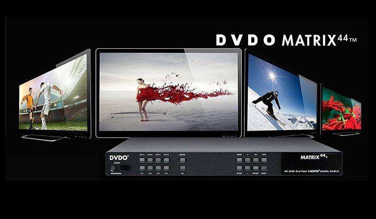 DVDO MATRIX44 HDMI SWITCHER