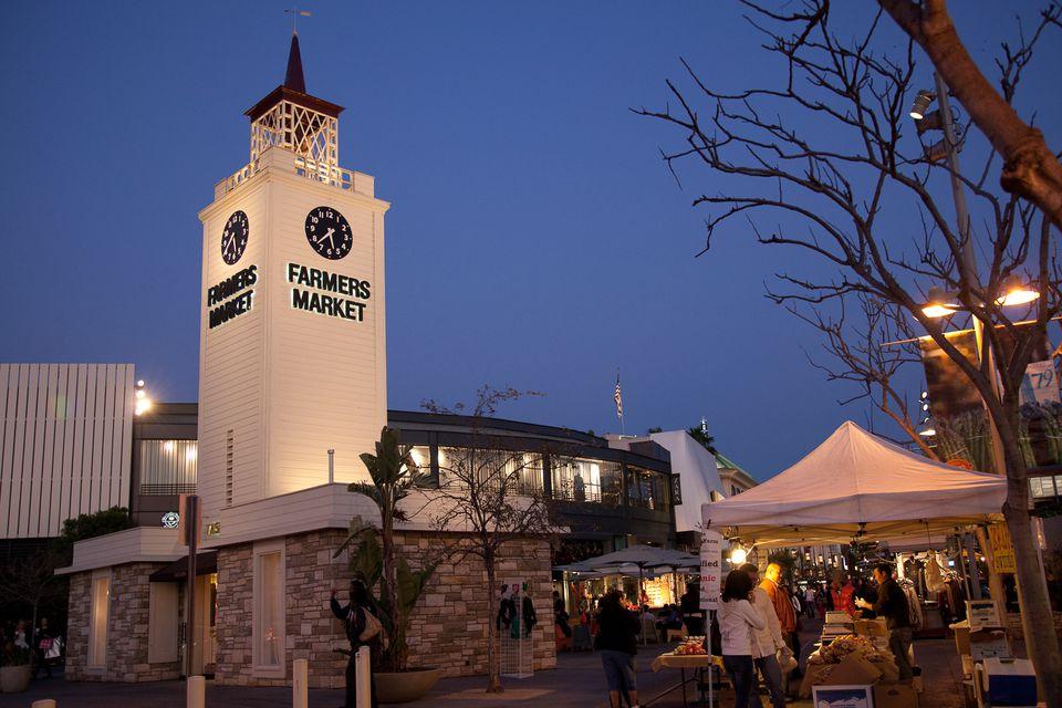Los Angeles Farmers Market