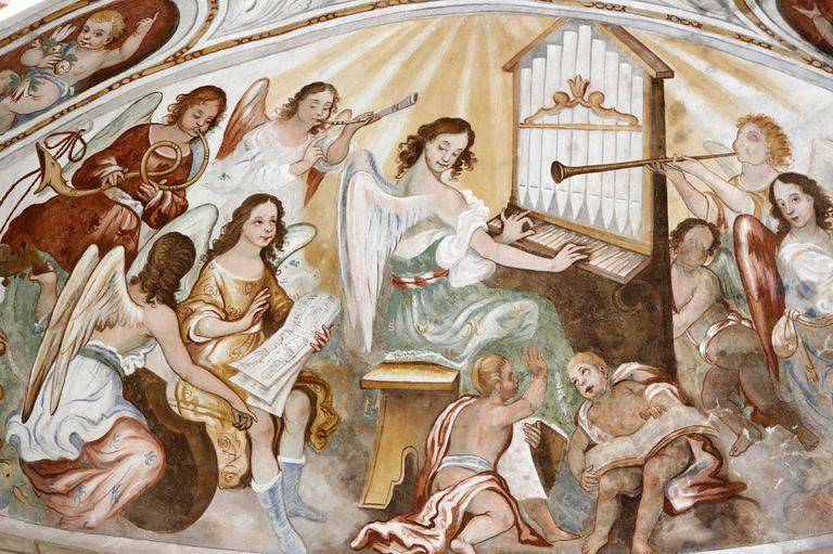 angels music heaven praise