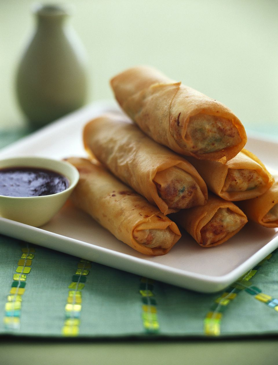 how to make chinese egg rolls from scratch